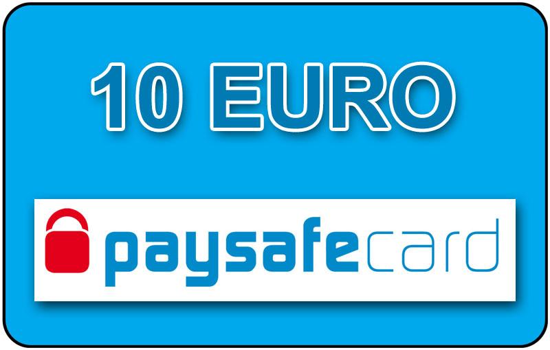 10 paysafecard