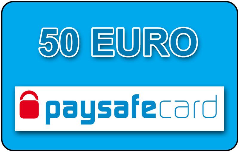 50 euro paysafecard